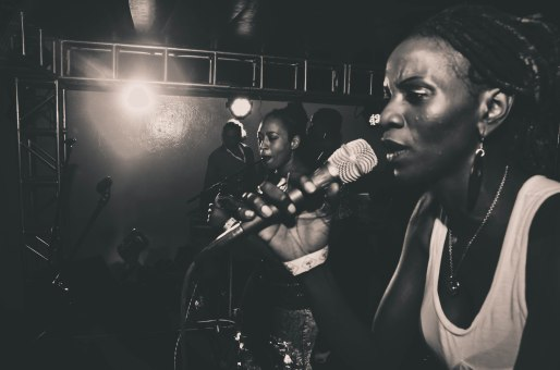 Nazizi and Binti Afrika