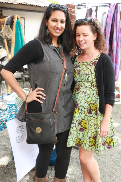 Bloom Agency Sadia Ibrahim and Pop-up Nairobi Nicole Mcmahon