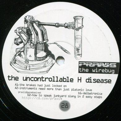 The Wirebug_Record Label